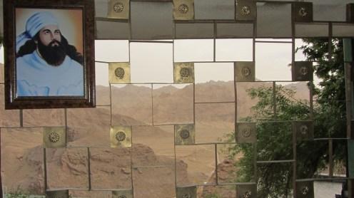 Chak-Chak, le temple zoroastrien le plus sacré du pays