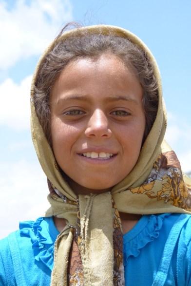 Zeinab aux yeux verts