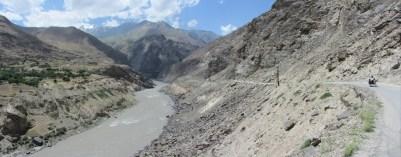 La riviere Pyanj