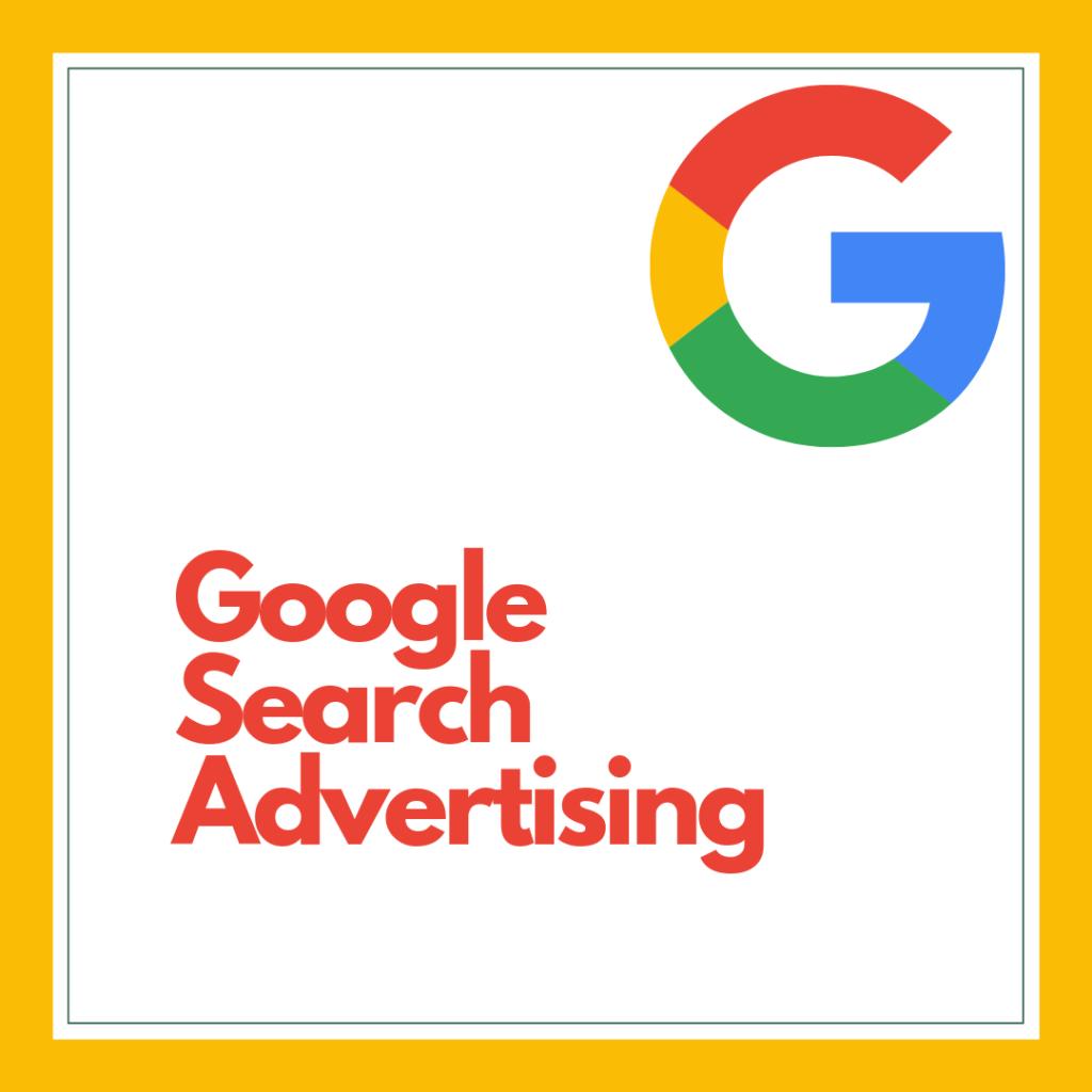Google Search Advertising in NJ