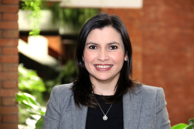 Luisa Fernanda Correa nombrada Gerente General de Anacafé