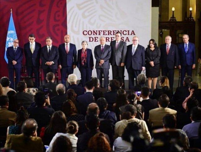 """Vinicio Cerezo: """"El Plan de Desarrollo es un paso importante que debe armonizarse con los esfuerzos regionales en el marco del SICA"""""""