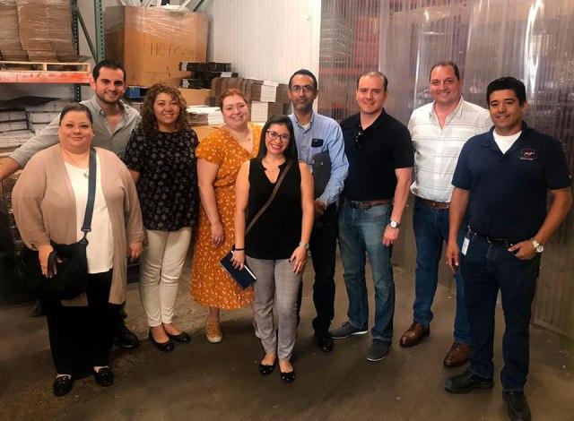 Empresas de manufacturas y agrícola exploran el mercado en Dallas, Texas
