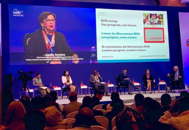 SICA comprometido con la erradicación de la desnutrición en Centroamérica