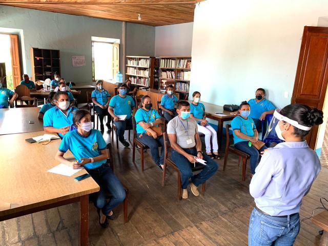 FUNDAZÚCAR y AGEXPORT se unen para capacitar a servidores públicos y prevenir contagio de COVID-19 en mercados y plazas de la Costa Sur