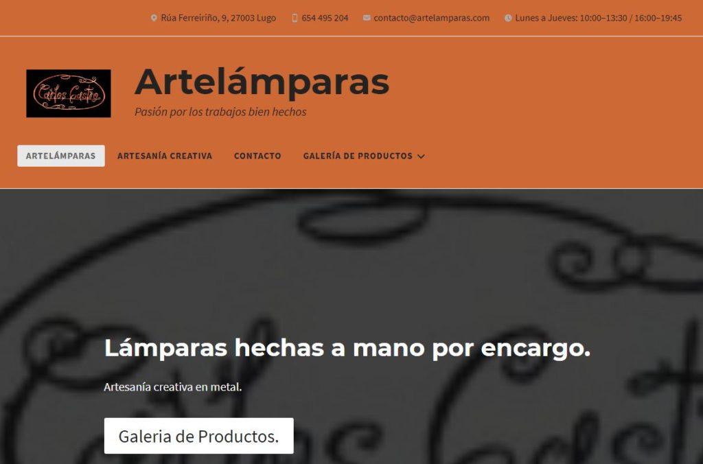 Clientes Desarrollo Web Lugo