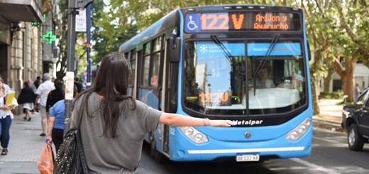Todos al Monumento: el transporte urbano de pasajeros será gratuito para ir al acto del 20 de Junio