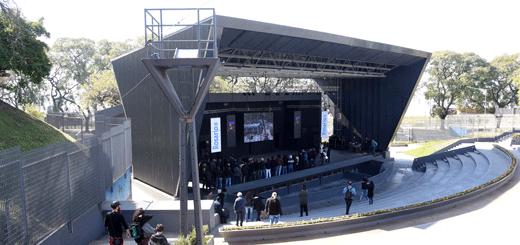 El Anfiteatro Municipal de Rosario reabrió sus puertas completamente renovado