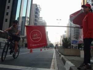 km 10 - Ciclofaixa da Paulista