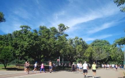 km 4 - Parque do Ibirapuera