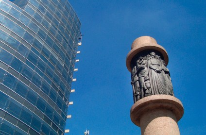 Km 11 - Monumento à Aldeia de Nossa Senhora Pinheiros
