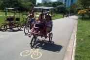 km 18 - Bicicletas do Villa Lobos