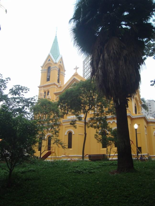 km 1 - Largo Paissandú