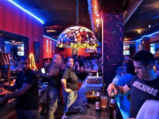 el atril, lugares LGBT em madrid