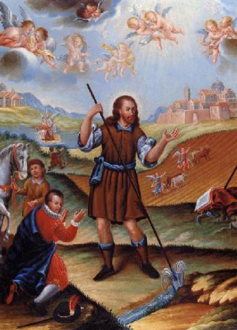 Milagres de San Isidro, Museu de San Isidro, Madrid