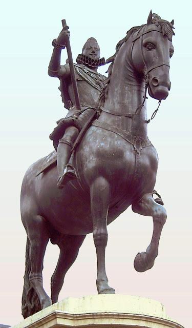 estatua-filipe-iii