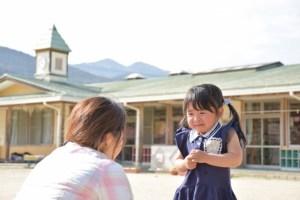 たく 幼稚園 泣く 行き ない