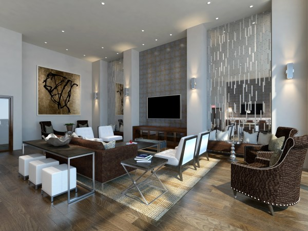 Descante Design Monrovia Clubroom & Leasing Office