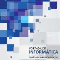 Portada de Informática Bits Blue