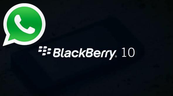 Descargar WhatsApp para Blackberry 10