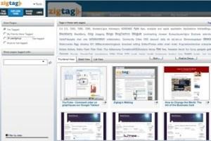 zigtag_1 zigtag un service de signets sociaux qui donne un sens à vos tags!