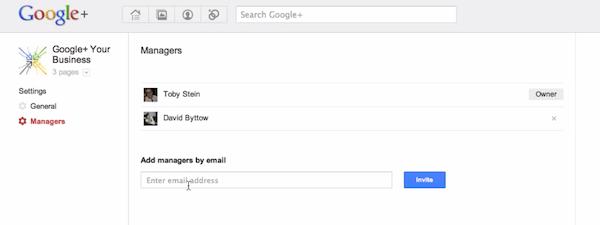 google plus adminitrateur pages Google+ : plusieurs nouveautés