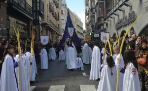 Procesión de Las Palmas 3