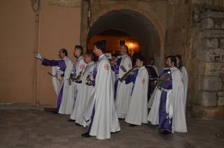Procesión del Santo Rosario Torrelobatón 2