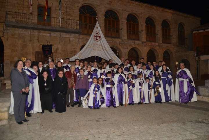 Procesión del Santo Rosario Torrelobatón 4