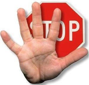 Advies voor makelaars (stop!)