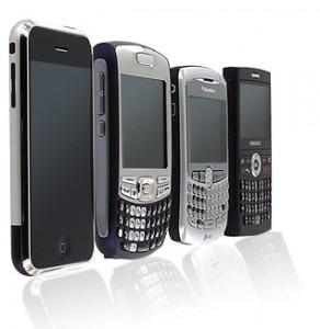 Makelaars en slimme telefoons