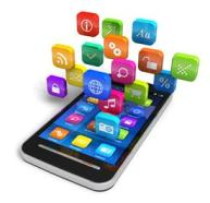 Mobiele website of app