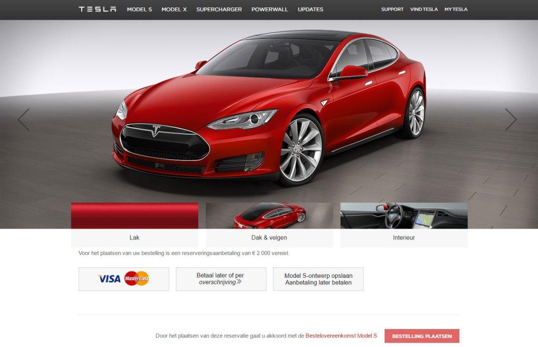 Online-je-Tesla-bestellen