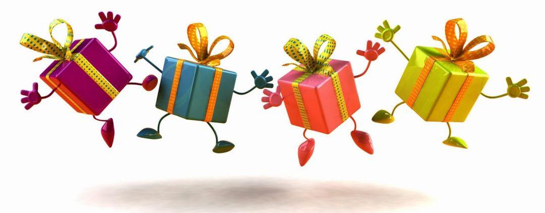 VBO geeft cadeau