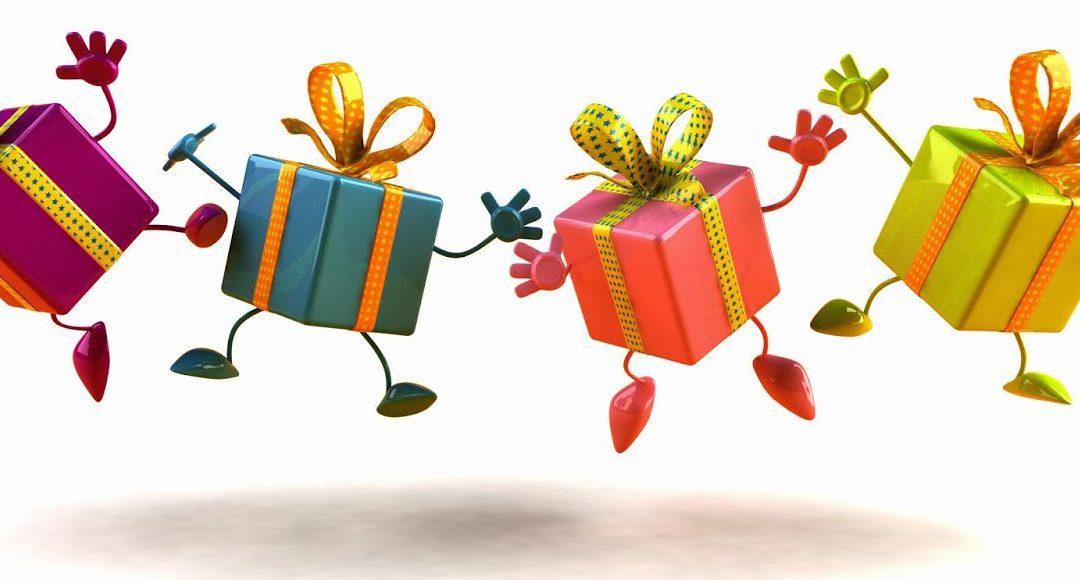 VBO geeft een cadeau
