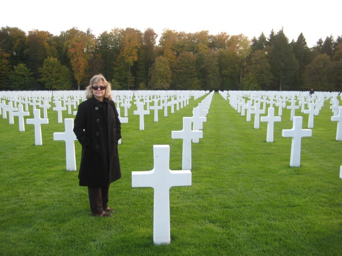 Beth in Normandy