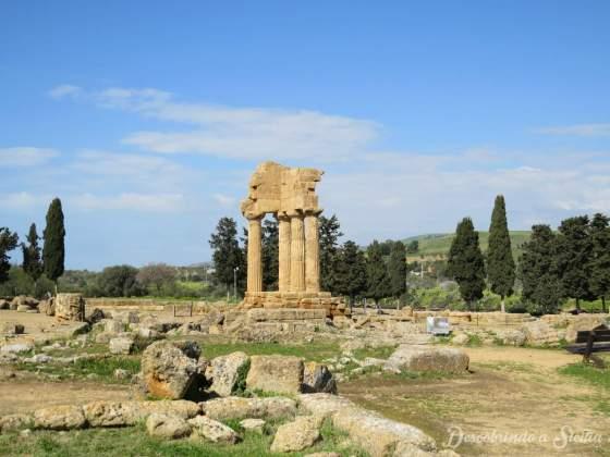 Templo de Castor e Polux