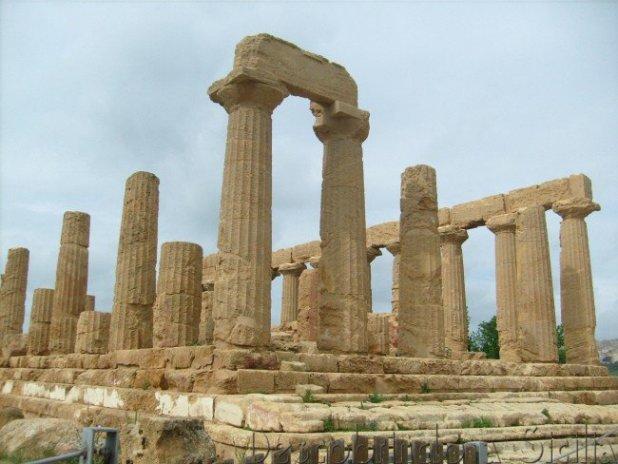 Templo de Juno ou Hera Lacínia