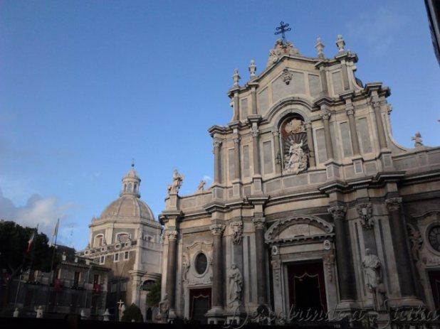 Duomo de Catânia, ou Catedral de Santa Ágata