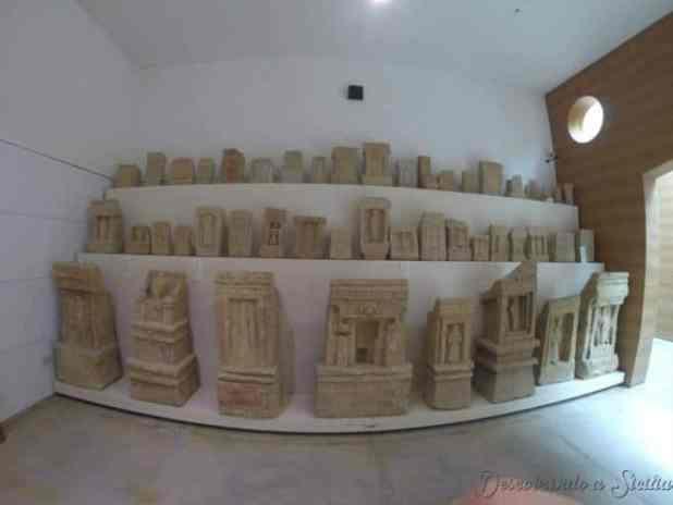 repertos arqueológicos do museu de mozia