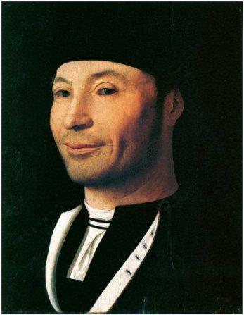 O que ver em Cefalù: Antonello da Messina - Retrato de um Marinheiro Desconhecido