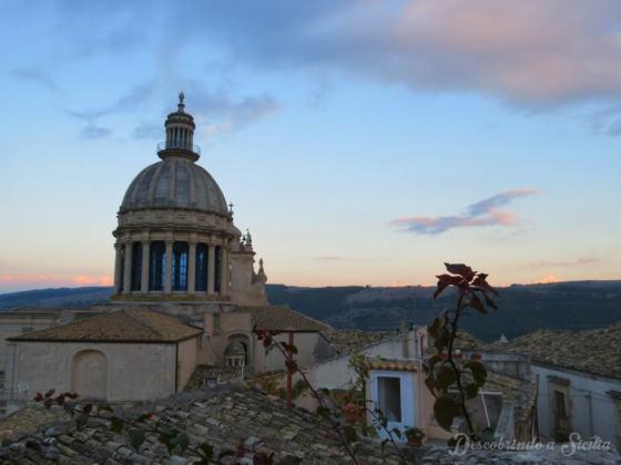 vista de Ragusa Ibla