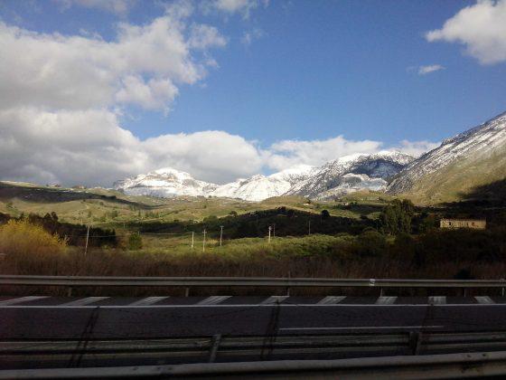 Estrada Palermo-Siracusa