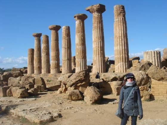 Vale dos Templos Agrigento