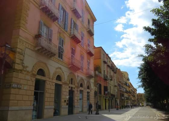 Via Roma, Porto Empedocle