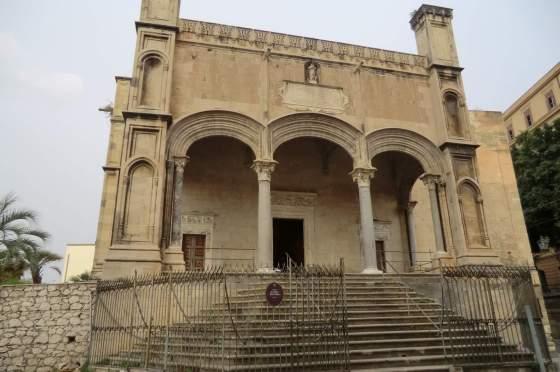 Chiesa S. Maria della Catena - La Kalsa - Foto: Thaís Pires