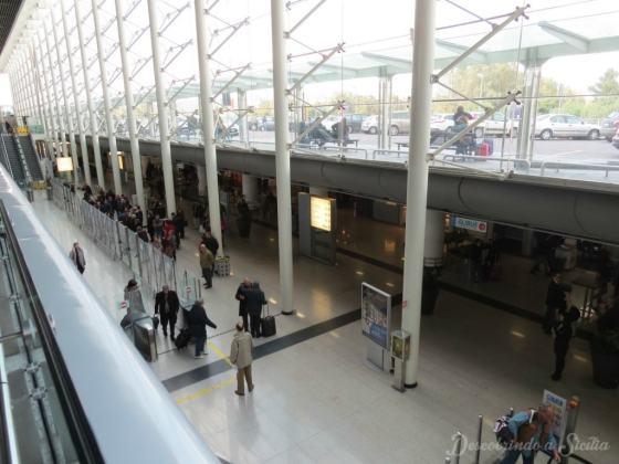 Aeroporto de Catania