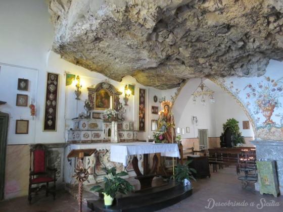 Igreja Madonna della Rocca, Taormina