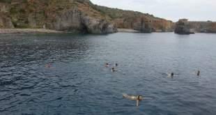 Caja Junco, ilha de Panarea