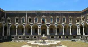 Mosteiro dos Beneditinos de Catânia, Sicília